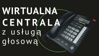 telefon biurowy GSM z wirtualna centrala